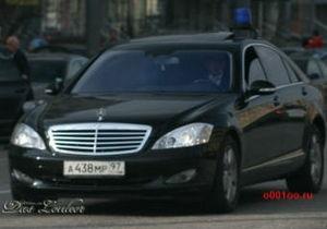 Синие ведерки: Автомобиль иркутского губернатора сбил пешехода