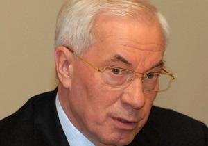 Азаров обещает  дать по шапке  чиновникам, которые  не заботятся о людях