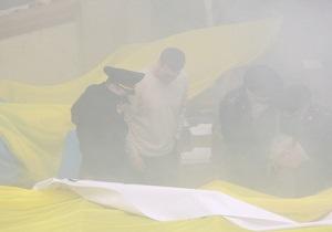 Сивкович заявил, что Генпрокуратура возбудила дело в связи с потасовками в Раде