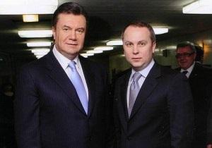 Янукович назначил Шуфрича замсекретаря СНБО