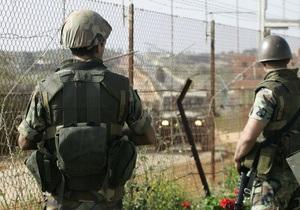 Израиль открыл огонь по демонстрантам на Голанских высотах