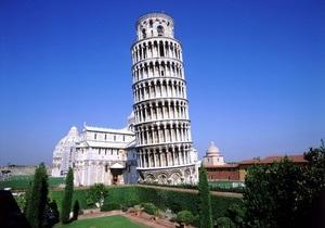 Пизанская башня больше не падает
