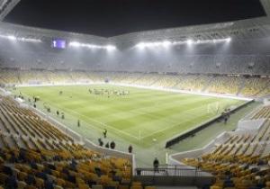 Новости Львова - ТСН: Построенный к Евро-2012 стадион Арена Львов хотят демонтировать