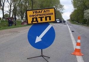 В ДТП в Запорожской области погибли три человека