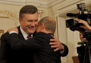 Киев готовит визит Януковича в Москву