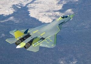 Российский истребитель пятого поколения выполнил третий полет