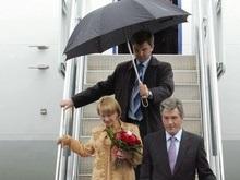Ющенко отбыл в Австрию перенимать опыт проведения Евро