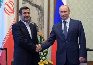 Пресса России: Ахмадинежад хочет дружить с Путиным