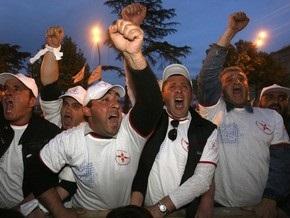В грузинском городе Рустави прекращено вещание оппозиционного телевидения