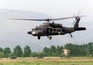 Пакистан показал Китаю американский вертолет, упавший во время операции против бин Ладена