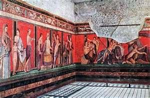 В Помпеях обрушилась крыша древнего здания: туристы не пострадали
