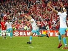 Евро-2008: Турция побеждает Швейцарию