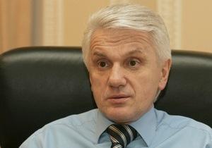 Литвин заверил, что не разговаривал с патриархом Кириллом о политике