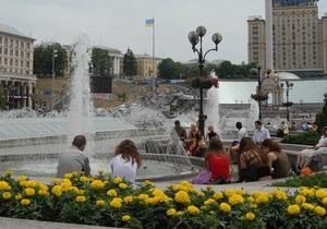 Завтра в Украине воздух прогреется до +28 градусов