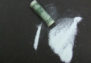 В автомобиле киевского юриста нашли почти два килограмма кокаина