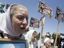 В Киеве прошел крестный ход против НАТО