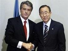ООН ведет переговоры об отправке украинских миротворцев в Дарфур