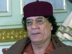 В понедельник в Украину приедет Муамар Каддафи