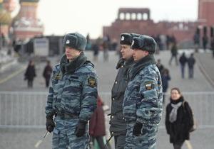 В Москве перекрыли Красную площадь, где должна была пройти акция оппозиции