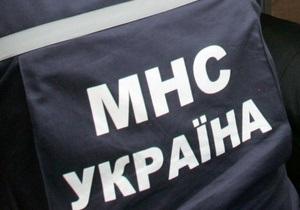 В Николаевской области загорелся состав с серой