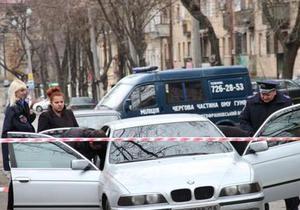 В Одессе ограбили финдиректора автосалона, который вез месячную выручку в банк