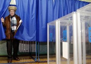 Международный наблюдатель от США сумел проголосовать в Киеве