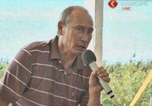 Путин на Селигере рассказал об отношении к протестующим и роли православной молодежи в государстве