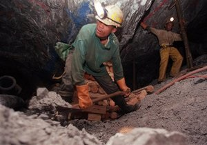 В Сьерра-Леоне произошел обвал на золоторудной шахте: погибли 200 человек