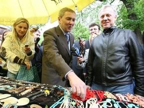 Леонид Черновецкий: Я одеваюсь скромно, но со вкусом