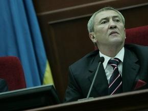 Блок Кличко в Киевсовете инициирует досрочное прекращение полномочий Черновецкого
