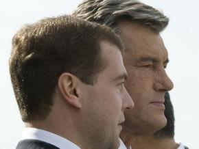 Ющенко послал Медведеву телеграмму с соболезнованиями