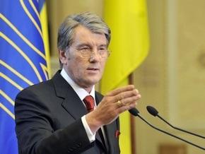 Ющенко поручил Минобороны подготовить передвижные военные госпитали