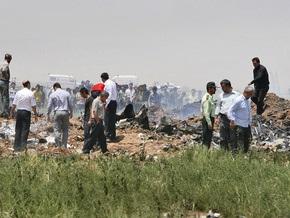 Очевидец падения Ту-154: Горящий самолет сделал несколько кругов, а затем рухнул