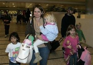 Сегодня из Египта будут эвакуированы около 100 украинцев
