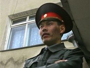 В Кыргызстане спартакиада закончилась массовой дракой школьников
