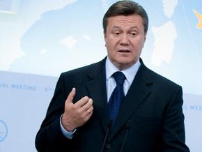 Янукович: Стране не нужен парламент, который не примет закон о повышении соцстандартов