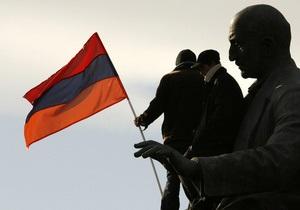 СМИ: Мэр Еревана подал в отставку после драки с сотрудником президентского протокола