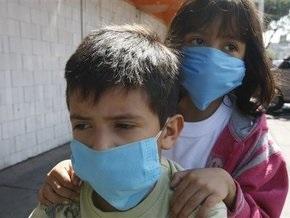 Ребенок из Украины заразился гриппом А/H1N1 в российском оздоровительном лагере