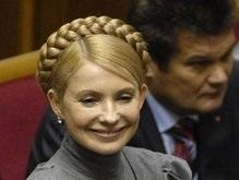 Тимошенко пообещала не давить на Россию