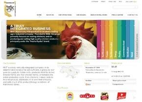World Web Studio сообщает о публикации  проекта для Мироновского хлебопродукта
