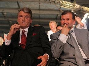 Балога посоветовал Тарасюку знать свое место и не провоцировать Ющенко