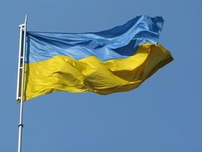 СБУ подняла украинский флаг на телевизионной башне в Херсоне