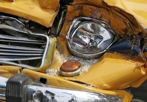 Пять человек погибли в ДТП в Донецкой области