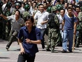 В Урумчи произошли столкновения между ханьцами и полицией