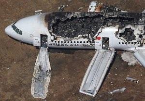 Катастрофу Boeing мог спровоцировать каприз автоматики - пилоты - крушение боинг