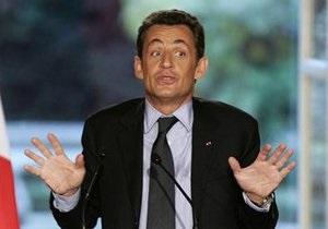 Саркози отдал ежедневник суду, расследующему его кампанию в 2007 году