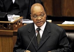 Власти ЮАР попросят Пекин включить страну в БРИК