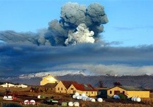 Активность вулкана в Исландии значительно снизилась