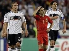 Евро-2008: Германия снова фаворит