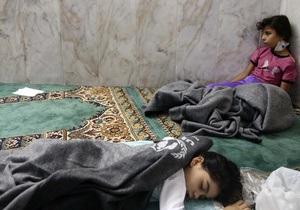 Иордания заявляет, что получила пробы с места предполагаемой химатаки в Сирии